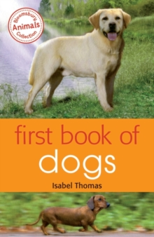 First Book of Dogs, Paperback Book