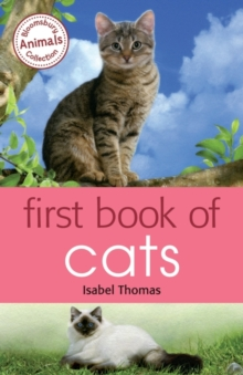 First Book of Cats, Paperback / softback Book
