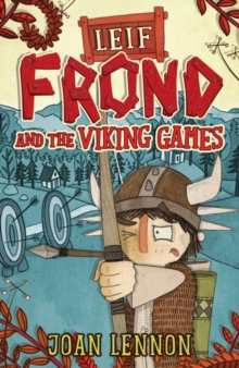 Leif Frond and the Viking Games, Paperback Book