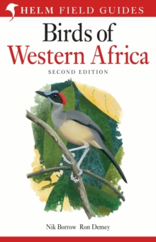 Birds of Western Africa : 2nd Edition, Paperback Book