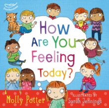 How are you feeling today?, Hardback Book
