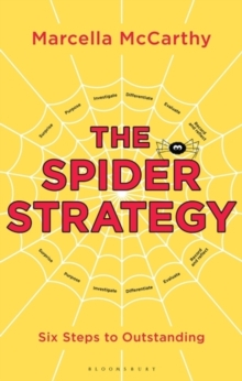 SPIDER STRATEGY, Paperback Book