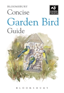 Concise Garden Bird Guide, Paperback Book
