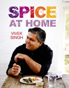Spice at Home, Hardback Book