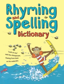 Rhyming and Spelling Dictionary, Paperback Book