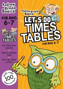 Let's Do Times Tables 6-7, Paperback Book