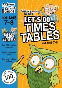 Let's do Times Tables 7-8, Paperback / softback Book