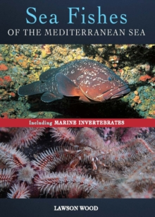Sea Fishes of the Mediterranean Including Marine Invertebrates, Paperback Book