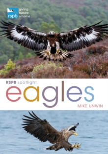 RSPB Spotlight: Eagles, Paperback / softback Book