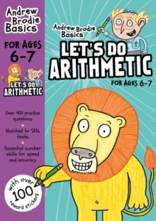 Let's do Arithmetic 6-7, Paperback / softback Book