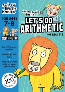 Let's do Arithmetic 7-8, Paperback / softback Book
