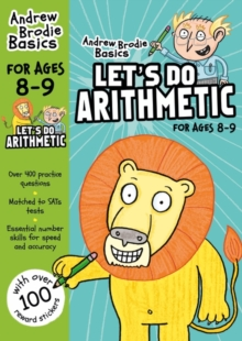 Let's do Arithmetic 8-9, Paperback / softback Book