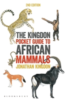 The Kingdon Pocket Guide to African Mammals, Paperback Book