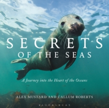 Secrets of the Seas : A Journey into the Heart of the Oceans, Hardback Book