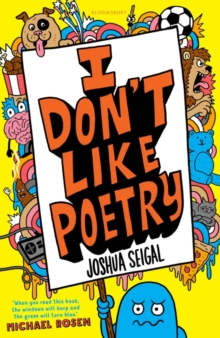 I Don't Like Poetry, Paperback Book