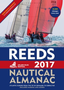 Reeds Nautical Almanac 2017, Paperback Book