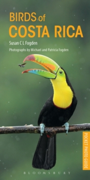 Birds of Costa Rica, Paperback Book