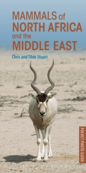 Mammals of North Africa and the Middle East, Paperback / softback Book