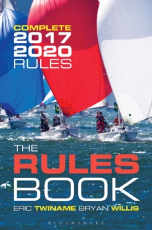 The Rules Book : Complete 2017-2020 Rules, Paperback / softback Book