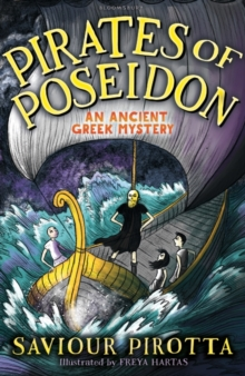Pirates of Poseidon: An Ancient Greek Mystery, Paperback / softback Book