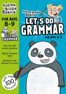 Let's do Grammar 8-9, Paperback Book