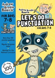 Let's do Punctuation 7-8, Paperback Book