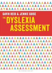 The Dyslexia Assessment, Paperback Book