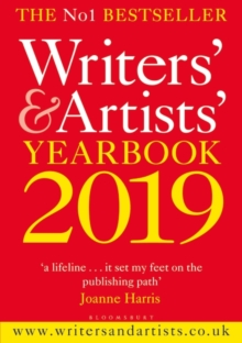 Writers' & Artists' Yearbook 2019, Paperback / softback Book