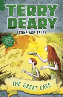 Stone Age Tales: The Great Cave, Paperback Book