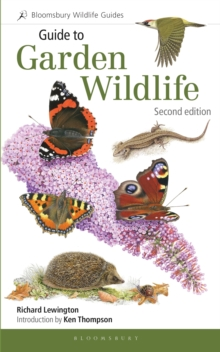 Guide to Garden Wildlife (2nd edition), Paperback / softback Book
