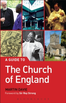 A Guide to the Church of England, Paperback / softback Book