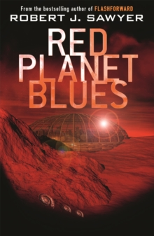 Red Planet Blues, Paperback Book