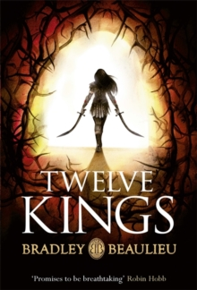 Twelve Kings : The Song of the Shattered Sands, Paperback Book