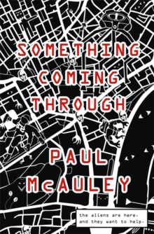 Something Coming Through, Hardback Book