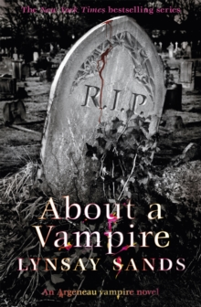 About a Vampire : Book Twenty-Two, Paperback / softback Book
