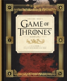 Inside HBO's Game of Thrones II : Seasons 3 & 4, Hardback Book