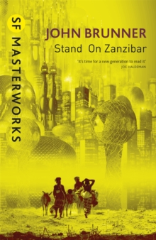 Stand on Zanzibar, Paperback Book