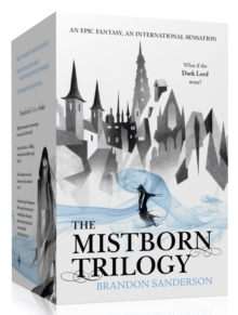 Mistborn Trilogy Boxed Set : The Final Empire, The Well of Ascension, The Hero of Ages, Mixed media product Book