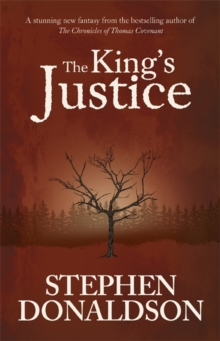 The King's Justice, Hardback Book