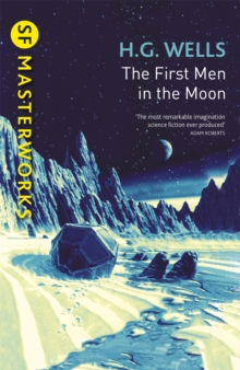 The First Men in the Moon, Paperback Book