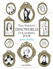 Terry Pratchett's Discworld Colouring Book: Artist's Edition, Paperback / softback Book