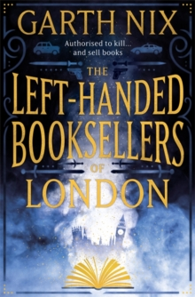 The Left-Handed Booksellers of London, Hardback Book