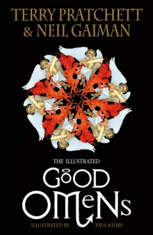 The Illustrated Good Omens, Hardback Book