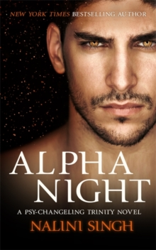Alpha Night, Hardback Book