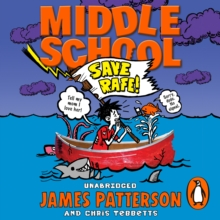 Middle School: Save Rafe! : (Middle School 6), eAudiobook MP3 eaudioBook
