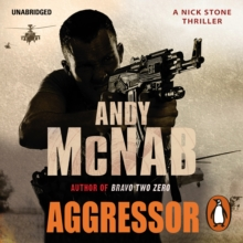 Aggressor : (Nick Stone Thriller 8), eAudiobook MP3 eaudioBook