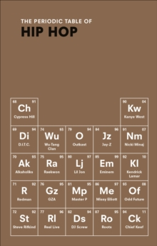 The Periodic Table of HIP HOP, EPUB eBook