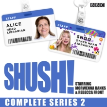 Shush! Series 2 : The BBC Radio 4 sitcom, eAudiobook MP3 eaudioBook