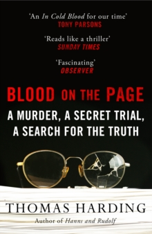 Blood on the Page : WINNER of the 2018 Gold Dagger Award for Non-Fiction, EPUB eBook