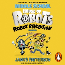 House of Robots: Robot Revolution, eAudiobook MP3 eaudioBook